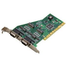 CONTEC PCI対応 非絶縁型RS-422A/485 2chシリアルI/Oボード COM-2DL-PCI [COM2DLPCI]