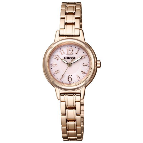 シチズン 腕時計 ウィッカ ソーラーテック KH9-965-91 [KH996591]