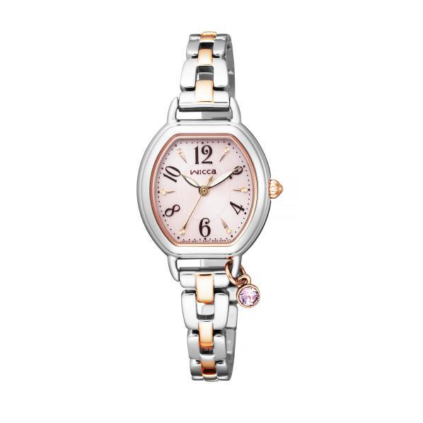 シチズン ソーラーテック腕時計 ウィッカ KP2-531-91 [KP253191]