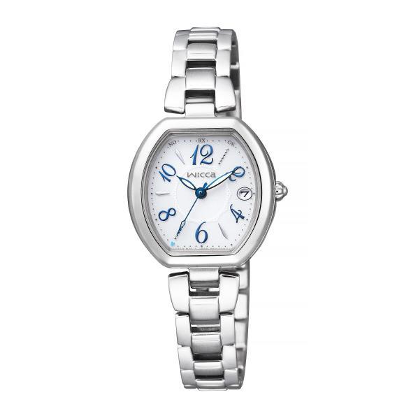 シチズン ソーラーテック電波腕時計 ウィッカ KL0-715-11 [KL071511]