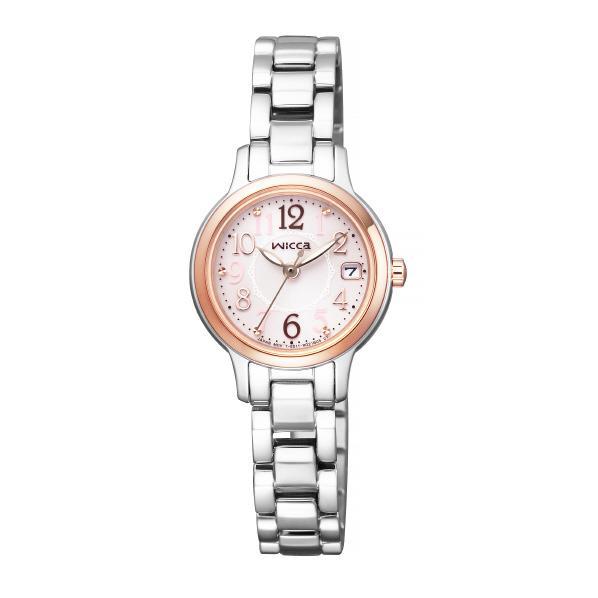 シチズン 腕時計 ウィッカ ソーラーテック KH4-939-91 [KH493991]