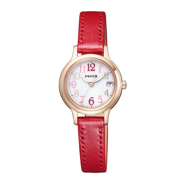 シチズン 腕時計 ウィッカ ソーラーテック KH4-963-10 [KH496310]