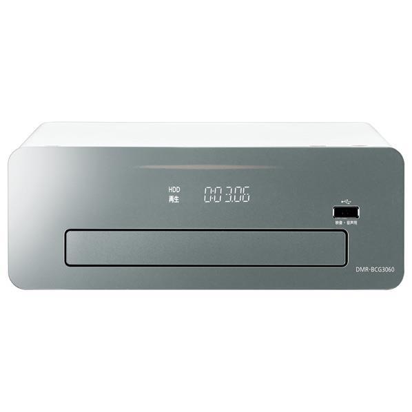 パナソニック 3TB HDD内蔵ブルーレイレコーダー【3D対応】 DIGA DMR-BCG3060 [DMRBCG3060]【RNH】