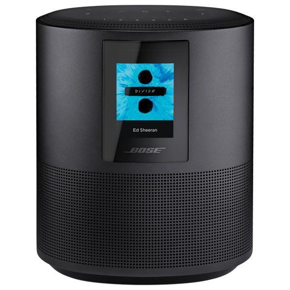BOSE Home Speaker 500 Triple Black HOME SPEAKER 500 BLK [HOMESPEAKER500BLK]【RNH】