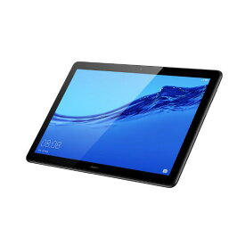 HUAWEI タブレット(Wi-Fiモデル) MediaPad T5 10 ブラック T510/AGS2-W09/WIFI/BLACK [T510AGS2W09WIFIBLACK16G]【RNH】【SPSP】