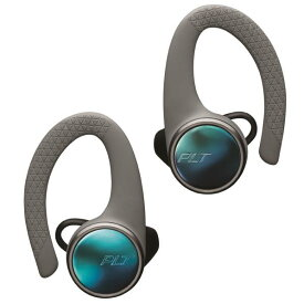 PLANTRONICS Bluetooth ステレオイヤフォン BackBeat FIT 3100 グレー BACKBEATFIT3100-GRY [BACKBEATFIT3100GRY]