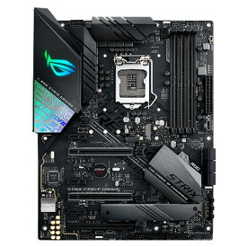 ASUS Intel LGA1151 CPU対応マザーボード Z390チップセット搭載 ATX ROG STRIXシリーズ ROGSTRIXZ390-FGAMING [ROGSTRIXZ390FGAMING]【SPMS】