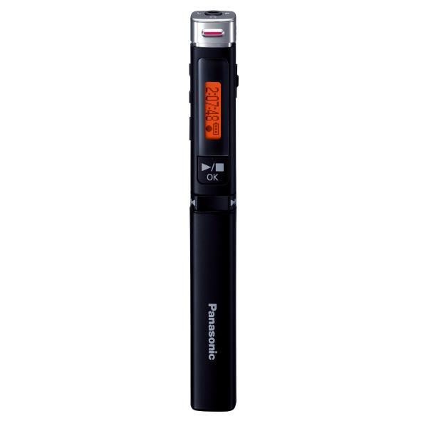 パナソニック ICレコーダー(8GB) ブラック RR-XP009-K [RRXP009K]【RNH】