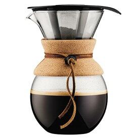 ボダム ドリップ式コーヒーメーカー (1.0L) POUR OVER 11571-109GB [11571109GB]