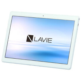 NEC タブレット LAVIE Tab E ホワイト PC-TE410JAW [PCTE410JAW]【RNH】