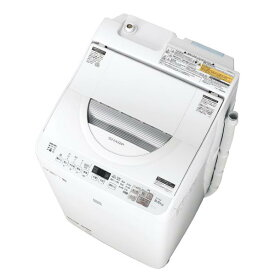 シャープ 5.5kg洗濯乾燥機 keyword キーワードホワイト EST5E6KW [EST5E6KW]【RNH】【SEPP】