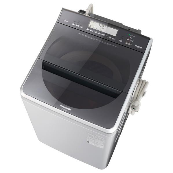 パナソニック 12.0kg全自動洗濯機 シルバー NA-FA120V1-S [NAFA120V1S]