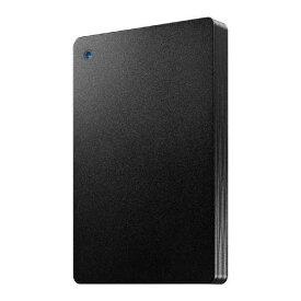I・Oデータ USB 3.1 Gen 1/2.0対応ポータブルハードディスク(1TB) カクうす Lite ブラック HDPH-UT1KR [HDPHUT1KR]【IMPP】