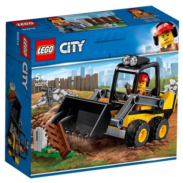 レゴジャパン LEGO シティ 60219 工事現場のシャベルカー 60219コウジゲンバノシヤベルカ- [60219コウジゲンバノシヤベルカ-]