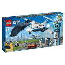 レゴジャパン LEGO シティ 60210 空のポリス指令基地 60210ソラノポリスシレイキチ [60210ソラノポリスシレイキチ]