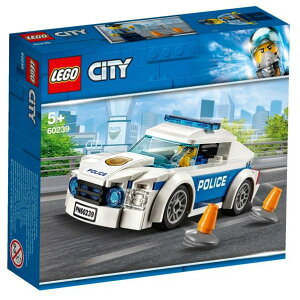 シティ 60239 ポリスパトロールカー