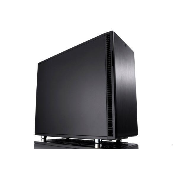 Fractal Design ミドルタワー型PCケース Define R6シリーズ ブラック FD-CA-DEF-R6-BK [FDCADEFR6BK]【WEDP】