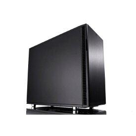 Fractal Design ミドルタワー型PCケース Define R6シリーズ ブラック FD-CA-DEF-R6-BK [FDCADEFR6BK]