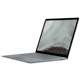 マイクロソフト Surface Laptop 2(i5/8GB/128GB) プラチナ LQL-00025 [LQL00025]【RNH】