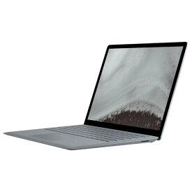 マイクロソフト Surface Laptop 2(i5/8GB/256GB) プラチナ LQN-00058 [LQN00058]【RNH】【KNSP】