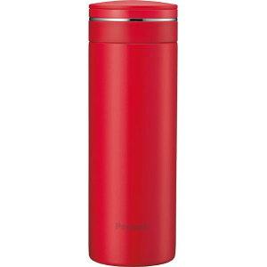 ピーコック ステンレスボトル マグタイプ(0.4L) カーマイン AMN-40P [AMN40P]【IMPP】