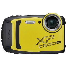 富士フイルム デジタルカメラ FinePix XP Series イエロー FFX-XP140Y [FFXXP140Y]【RNH】