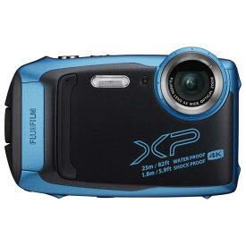 富士フイルム デジタルカメラ FinePix XP Series スカイブルー FFX-XP140SB [FFXXP140SB]【RNH】