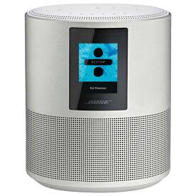 BOSE Home Speaker 500 Luxe Silver HOME SPEAKER 500 SLV [HOMESPEAKER500SLV]【RNH】【FOFP】