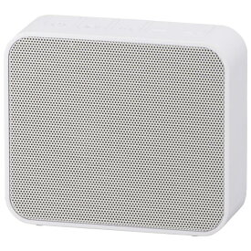 オーム電機 ワイヤレス充電・スピーカー AudioComm ホワイト ASP-W460N-W [ASPW460NW]