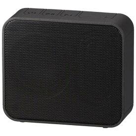 オーム電機 ワイヤレス充電・スピーカー AudioComm ブラック ASP-W460N-K [ASPW460NK]