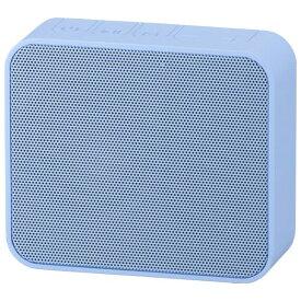 オーム電機 ワイヤレス充電・スピーカー AudioComm ブルー ASP-W460N-A [ASPW460NA]