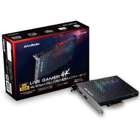 AVerMedia TECHNOLOGIES ゲームキャプチャーボード Live Gamer 4K GC573 GC573 [GC573]