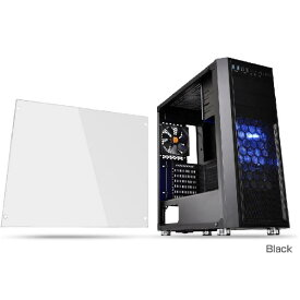 Thermaltake ミドルタワー型PCケース Versa H26シリーズ ブラック CA-1J5-00M1WN-01 [CA1J500M1WN01]【KNSP】