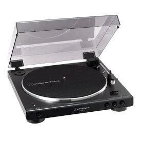 オーディオテクニカ レコードプレーヤー グロスブラック AT-LP60XBT GBK [ATLP60XBTGBK]