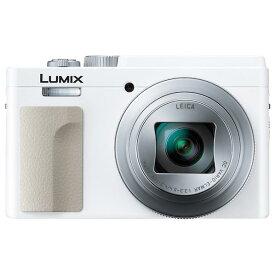パナソニック デジタルカメラ LUMIX ホワイト DC-TZ95-W [DCTZ95W]【NATUM】