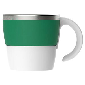UCC ミルクカップフォーマーMCF30専用カップ ネイチャーグリーン MCF30C(G) [MCF30CG]