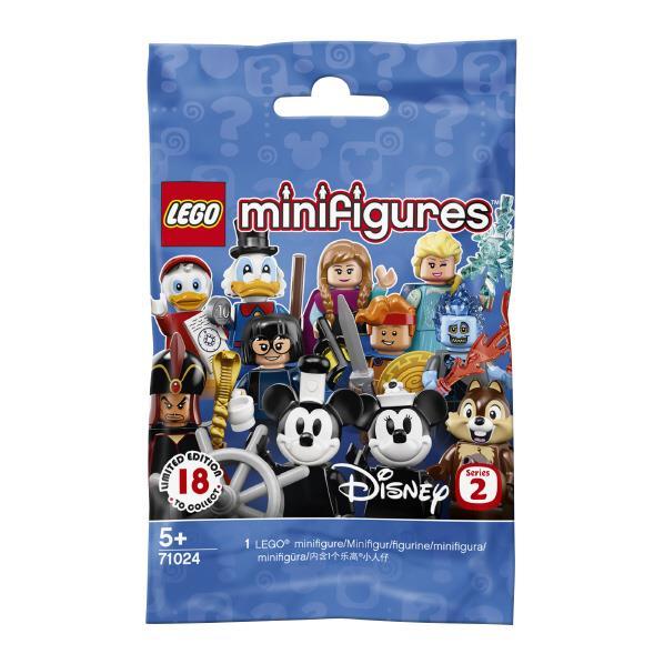 レゴジャパン LEGO ミニフィギュア 71024 ディズニー シリーズ2 71024ミニフイギユアデイズニ-2 [71024ミニフイギユアデイズニ-2]
