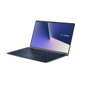 ASUS ノートパソコン ZenBook 13 UX333FA ロイヤルブルー UX333FA-8145RBS [UX333FA8145RBS]【RNH】