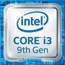 INTEL CPU Core I3-9100F Coffee Lake-S Refresh BX80684I39100F [BX80684I39100F]【FBMP】