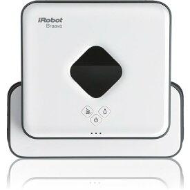 iRobot 床拭きロボット ホワイト B390060 [B390060]