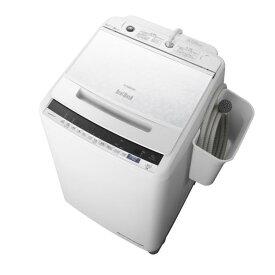 日立 10.0kg全自動洗濯機 オリジナル ビートウォッシュ ホワイト BW-V100EE7 W [BWV100EE7W]【RNH】