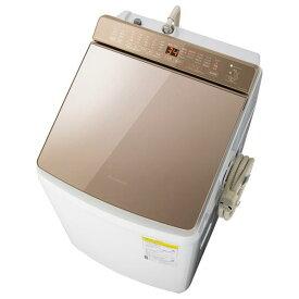 パナソニック 9.0kg洗濯乾燥機 ブラウン NA-FW90K7-T [NAFW90K7T]【RNH】