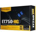 SilverStone 電源ユニット Essentialシリーズ ブラック SST-ET750-HG [SSTET750HG]
