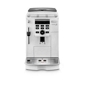 デロンギ 全自動コーヒーマシン マグニフィカS ホワイト ECAM23120WN [ECAM23120WN]【RNH】