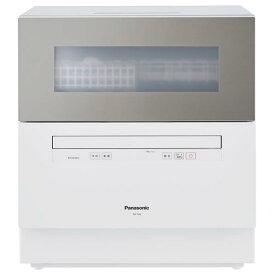 パナソニック 食器洗い乾燥機 シャンパンゴールド NP-TH3-N [NPTH3N]【RNH】