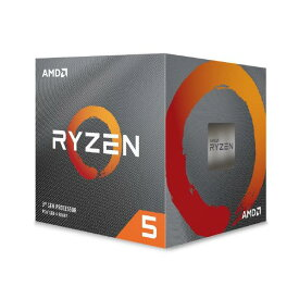 AMD AMD Ryzen 5 プロセッサ Ryzen 5 シリーズ 100-100000031BOX [100100000031BOX]