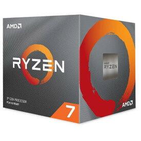 AMD AMD Ryzen 7 プロセッサ Ryzen 7 シリーズ 100-100000071BOX [100100000071BOX]