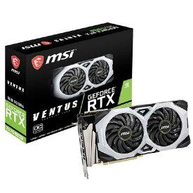 MSI グラフィックボード GeForce RTX 2070 SUPER VENTUS OC RTX 2070 SUPER VENTUS OC [RTX2070SUPERVENTUSOC]【JMPP】