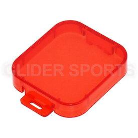 GLIDER HERO7black/HERO6/HERO5用レンズフィルター 赤 GLD3563MJ80 [GLD3563MJ80]