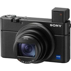 SONY デジタルカメラ Cyber-shot ブラック DSC-RX100M7 [DSCRX100M7]【RNH】
